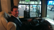Pascal Driving Bus